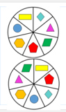 2D Shape Spinners