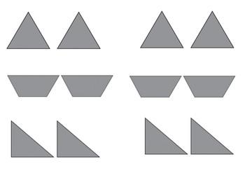 2D Shape/ Symmetry mini pack