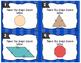 2D Shape Task Cards