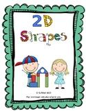 2D Shape exploration