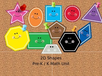 2D Shapes PPT (Math)