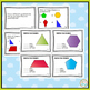 2D Shapes - Polygons Task Cards