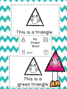 2D Shapes {Activities, Posters and Emergent Readers}