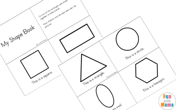 2D Shapes Activities + Worksheets