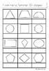2D Shapes Activities and Games