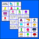 Two-Dimensional (2D) Shapes with Activities and Task Cards