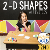 2D Shapes Activities and Worksheets