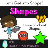 2D Shapes - Math Activity Pack
