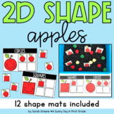 2D Shapes - Apple Sort