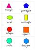 2D Shapes- BINGO