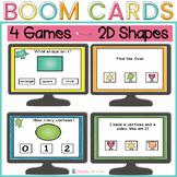 2D Shapes BOOM Cards BUNDLE