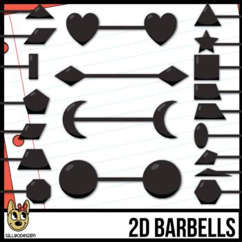 2D Shapes: Barbells