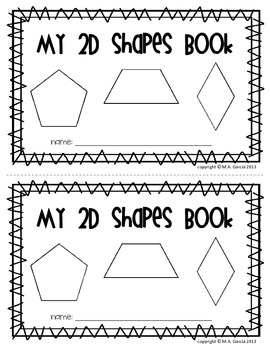 Teaching Shapes in Pre