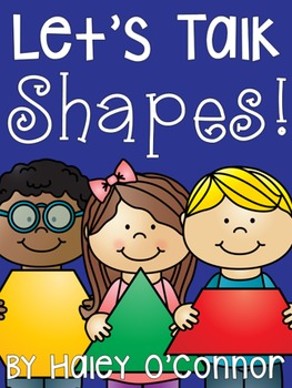 2D Shapes Centers and Printables