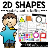 2D Shapes Centers and Activities
