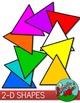 2D Shapes Clip art