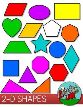 2d shapes clip art by a sketchy guy teachers pay teachers rh teacherspayteachers com shapes clip art free download shapes clip artist net