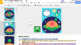 2D Shapes DIGITAL INTERACTIVE Book using Google Slides