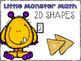 2D Shapes {Digital Centers}