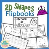 2D shape booklets