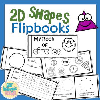 Shapes Flip-books