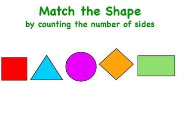 2D Shapes Flipchart (includes pre-assessment) COMMON CORE Aligned
