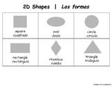 2D Shapes Folder Sheet (Spanish & English)