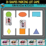 """2D Shapes Game """"What shape is it?"""""""