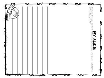 2D Shapes - Geometry Attribute Alien Activity