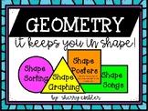2D Shapes --Geometry, It keeps you in shape!