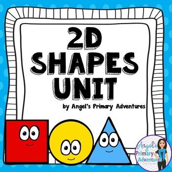 2D Shapes Geometry Unit