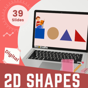 2D Shapes - Grade 1, Year 2, Key stage 1
