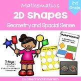 2D Shapes - Grade 2