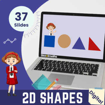 2D Shapes - Grade 2, Year 3, Key stage 2
