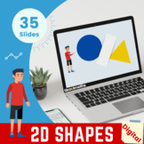 2D Shapes - Grade 3, Year 4, Key stage 2