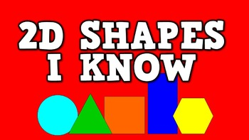 2D Shapes I Know (video)