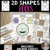 2D Shapes Interactive Student Books