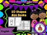 2D Shapes Mini Book