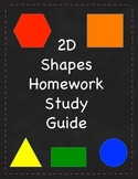 2D Shapes Note