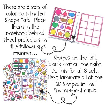 2D Shapes Notebook | 2D Shapes Activities