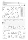 2D Shapes: Perimeter