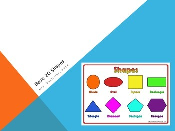 2D Shapes Power Point