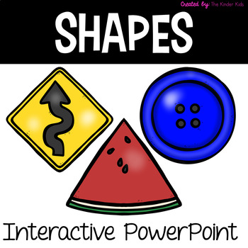 2D Shapes PowerPoint