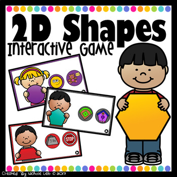 2D Shapes- PowerPoint Game
