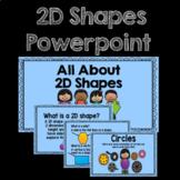 2D Shapes Powerpoint Mini Lesson