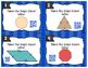 2D Shapes QR Task Cards