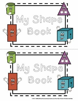 2D and 3D Shapes Reader