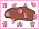 2D Shapes Roll and Cover -Pig