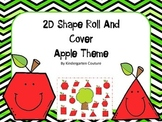 2D Shapes Roll and Cover (or Bump) -Apple