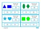 2D Shapes Same Different Task Cards, Autism, Special Educa